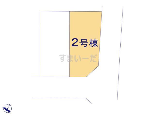 グラファーレ 千葉市小倉台7期2棟の見取り図
