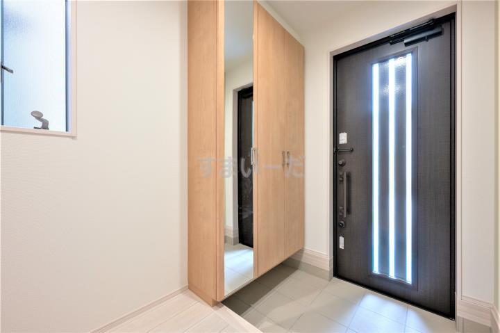 ブルーミングガーデン 三郷市幸房2期2棟-長期優良住宅-の外観②