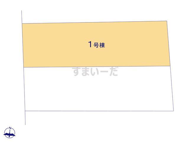 クレイドルガーデン 福岡市早良区重留 第5の見取り図