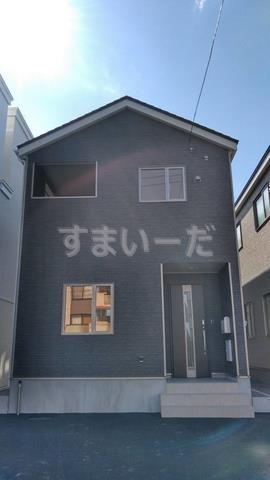 クレイドルガーデン 札幌市東区北十八条東 第1の外観①