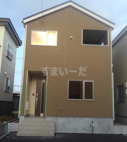 クレイドルガーデン 札幌市西区八軒九条西 第1の外観①