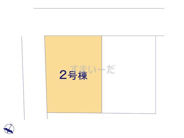 クレイドルガーデン 四日市市天カ須賀 第4の見取り図