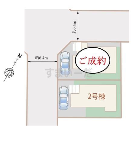 ハートフルタウン 神戸西狩場台Ⅳの外観②