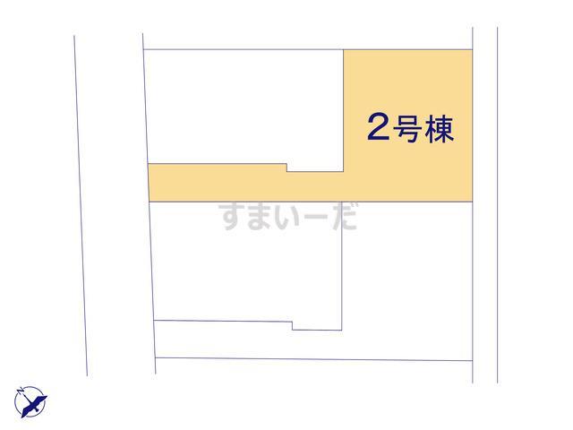 グラファーレ 千葉市誉田町4期4棟の見取り図