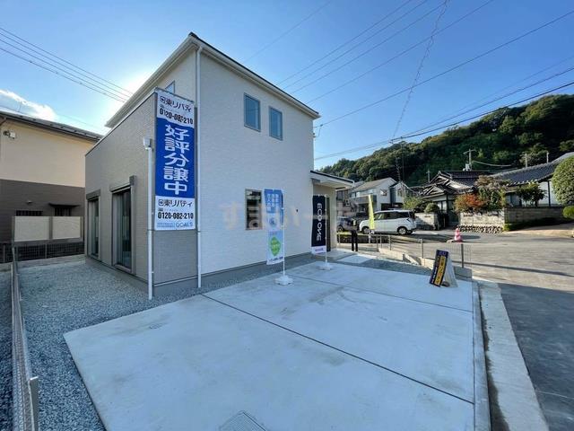 グラファーレ 広島市三入5棟の外観②
