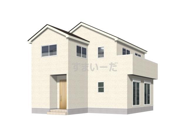 リナージュ 三原市和田20-1期の外観①