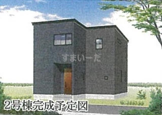 グラファーレ 札幌市新発寒3期3棟の外観②