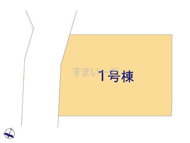 ハートフルタウン 神戸垂水西脇IIIの見取り図
