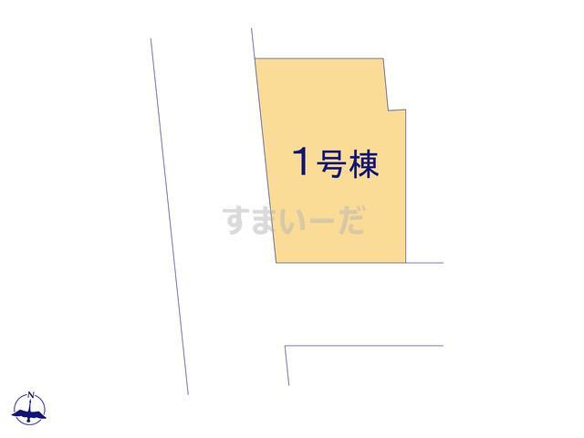 ハートフルタウン 大田区大森中IIの見取り図