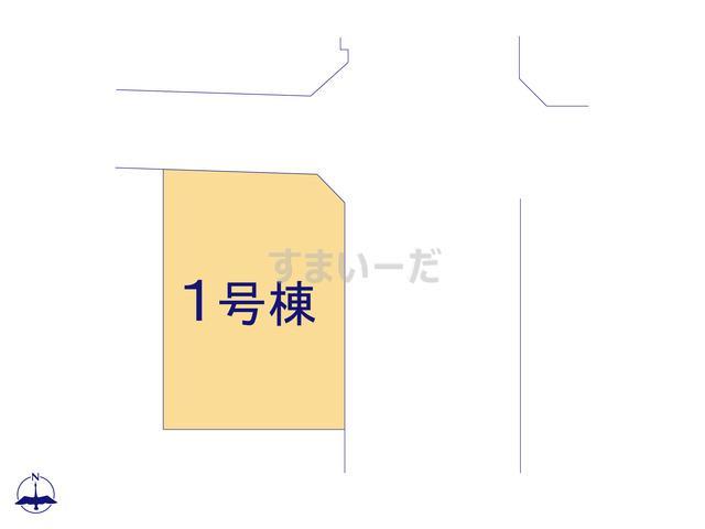 リーブルガーデン 東区新生第二の見取り図