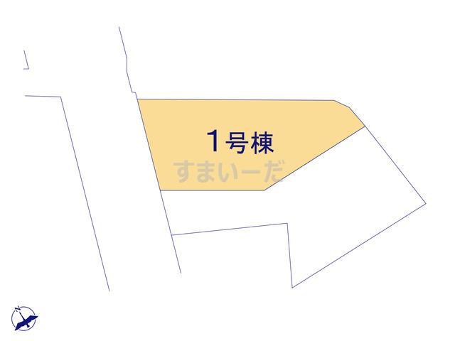 ハートフルタウン 杉並上井草7期の見取り図