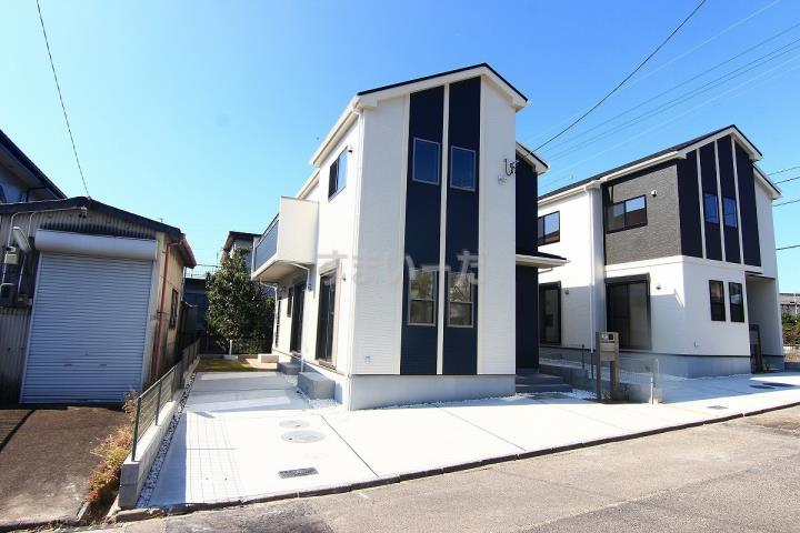 ブルーミングガーデン 清須市鍋片2丁目2棟-長期優良住宅-の外観①