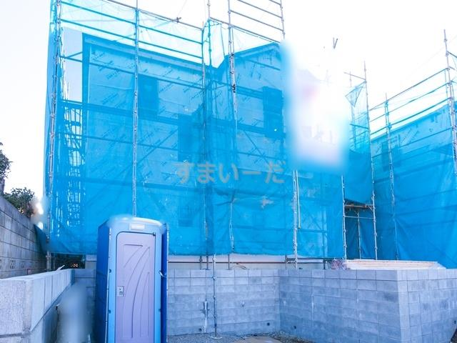 グラファーレ 所沢市中新井20期2棟の外観①