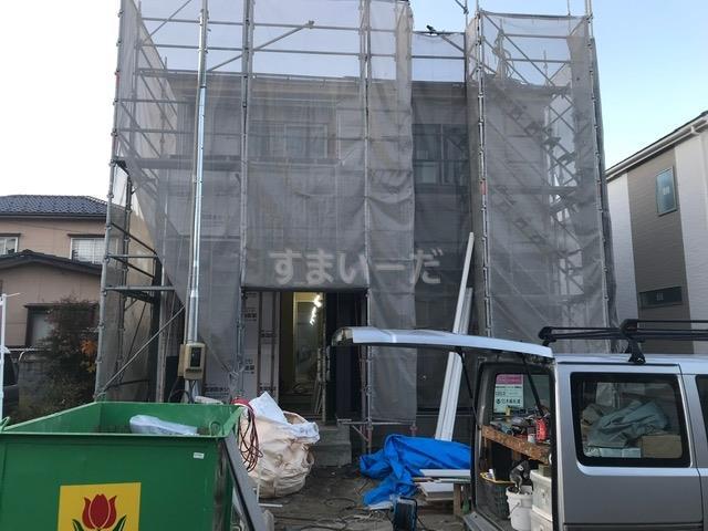 グラファーレ 新潟市亀田水道町3棟の外観①