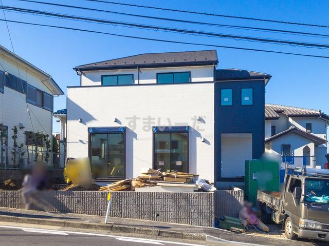 リナージュ 横浜市栄区尾月21-1期の外観①