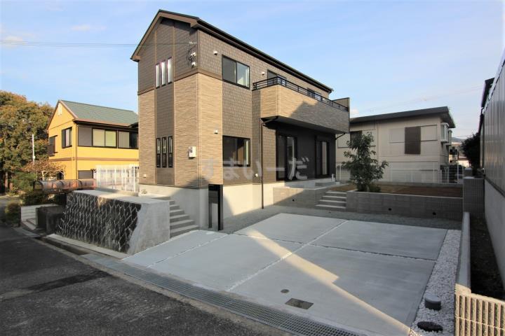 ブルーミングガーデン 神戸市北区松が枝町3丁目1棟-長期優良住宅-の外観①