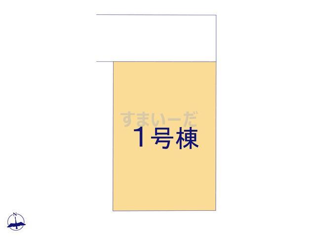 グラファーレ 江戸川区東葛西4期1棟の見取り図