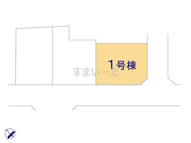 クレイドルガーデン 千曲市上山田温泉 第2の見取り図