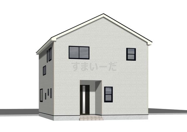 クレイドルガーデン 伊勢崎市境平塚 第1の外観②