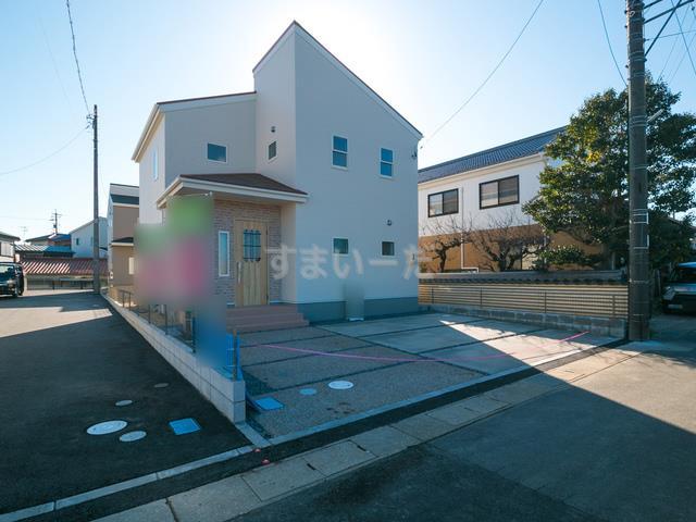 リーブルガーデン 稲沢市平和町勝幡新田の外観②