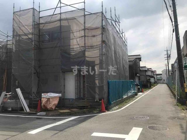 グラファーレ 清須市東須ヶ口3棟の外観①