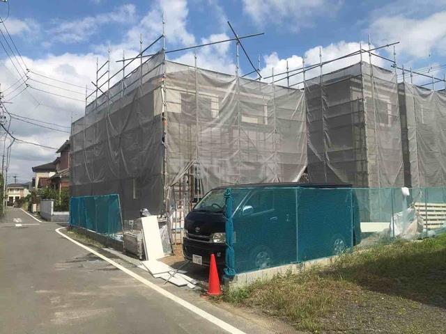 グラファーレ 清須市東須ヶ口3棟の外観②