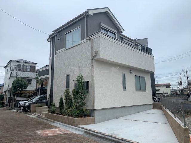 ハートフルタウンシリーズ 江戸川区東葛西の外観②