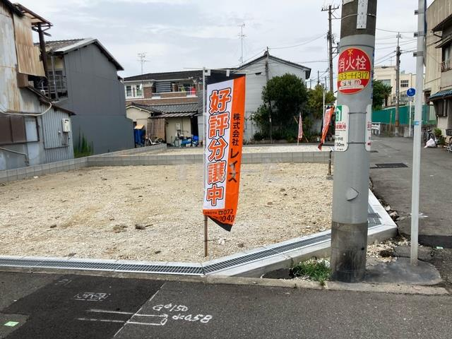 リーブルガーデン 東住吉区住道矢田17期の外観②