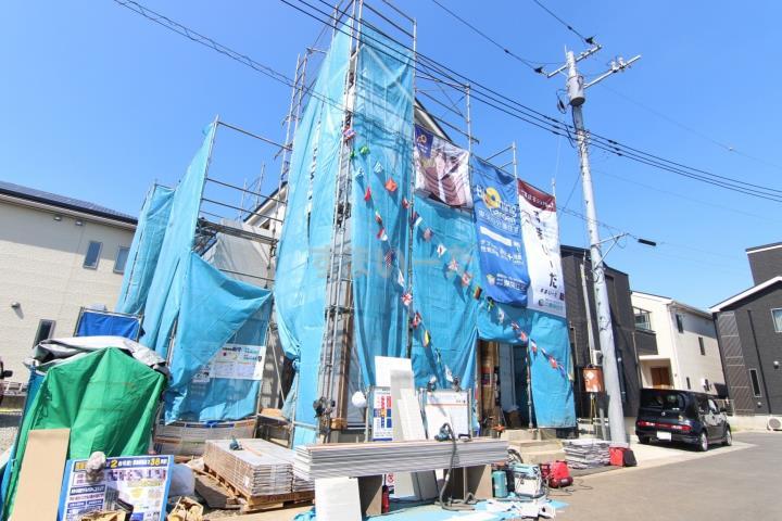 ブルーミングガーデン 川口市神戸1棟-長期優良住宅-の外観②