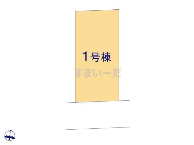 ハートフルタウン 世田谷岡本1丁目の見取り図