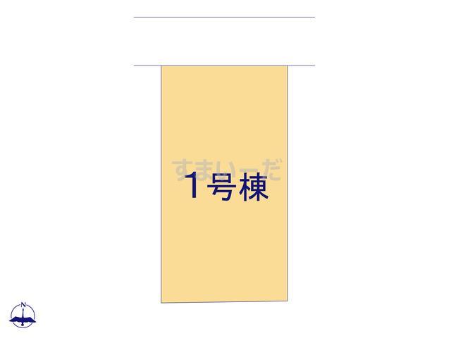 リーブルガーデン 富岡市七日市第3の見取り図