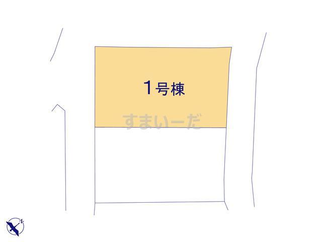 グラファーレ 名護市喜瀬2棟の見取り図