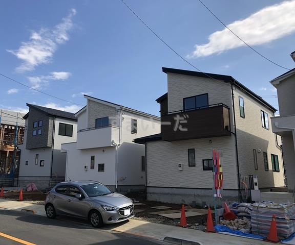 グラファーレ 町田市南成瀬2期6棟の外観②