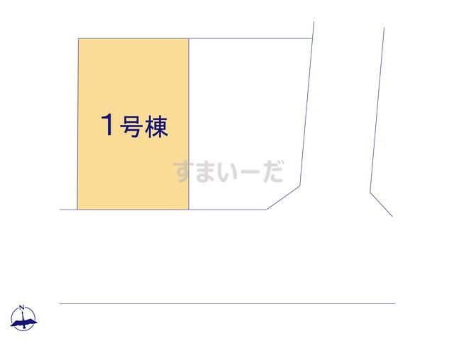 リーブルガーデン 南区野田第三の見取り図