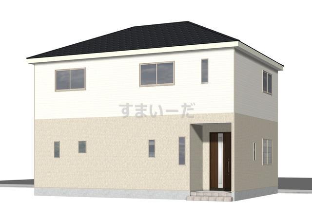 クレイドルガーデン 伊勢崎市境女塚 第5の外観②