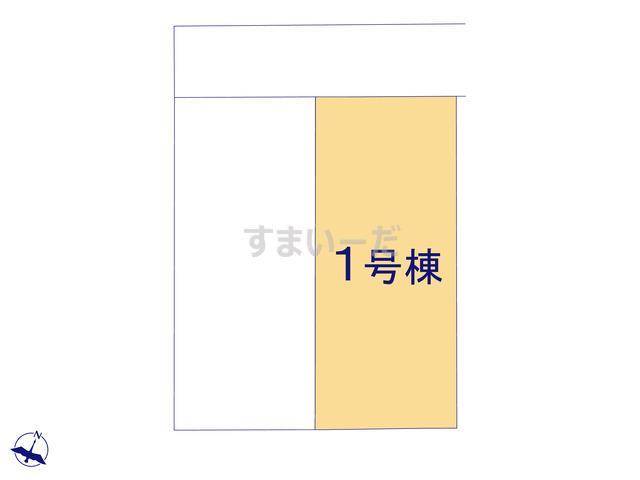 リナージュ 静岡市葵区瀬名中央21-1期の見取り図