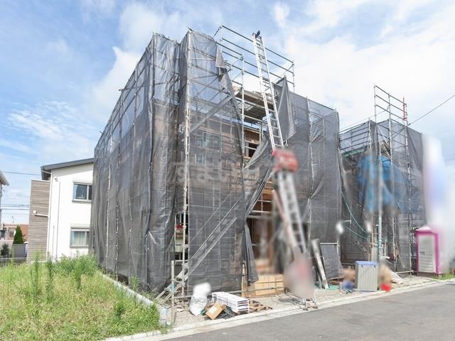 クレイドルガーデン 横浜市鶴見区下末吉 第1の外観①