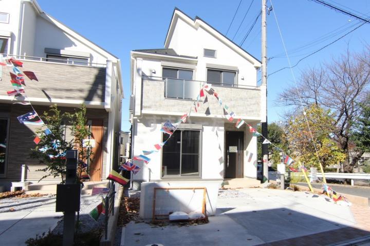 ブルーミングガーデン さいたま市緑区三室2棟-長期優良住宅-の外観②