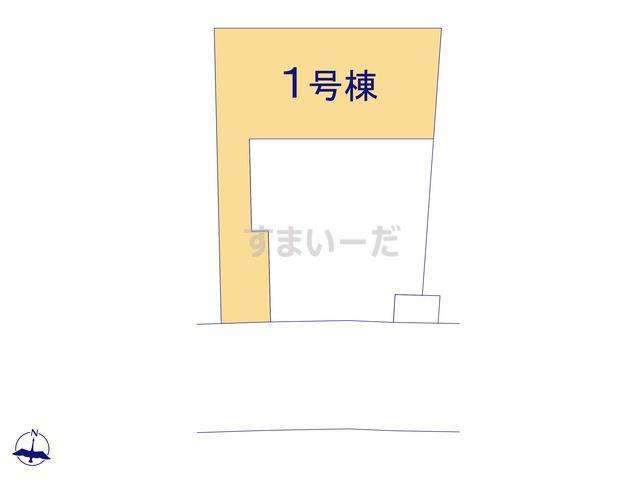ハートフルタウン 神戸西狩場台IIIの見取り図