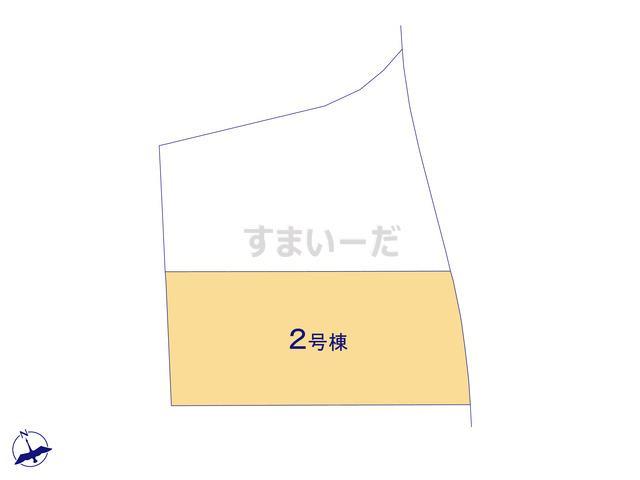 リーブルガーデン 姫路市花田町小川10期の見取り図