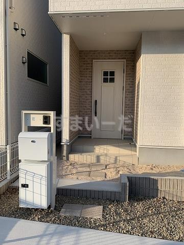 リナージュ 呉市焼山泉ケ丘21-1期の外観②