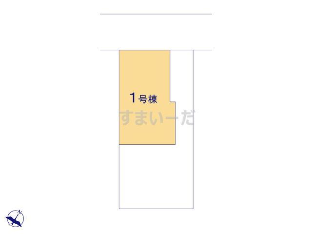 ハートフルタウン 所沢弥生町の見取り図