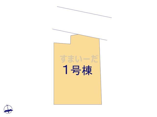 リーブルガーデン 平塚岡崎の見取り図