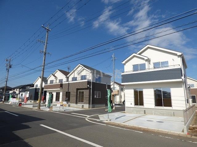 ハートフルタウン あま市篠田小塚浦の外観①