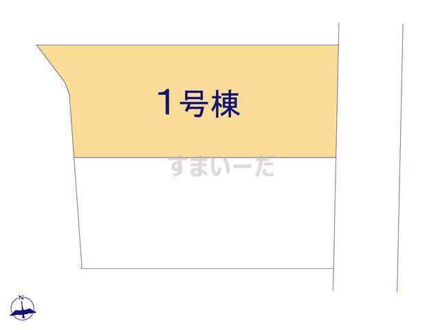 グラファーレ 会津若松市千石町2棟の見取り図
