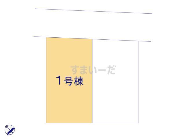 リーブルガーデン 相模原田名塩田第4の見取り図