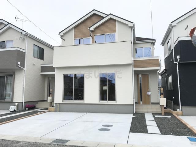 新築一戸建て全3棟。造成工事に入ります。