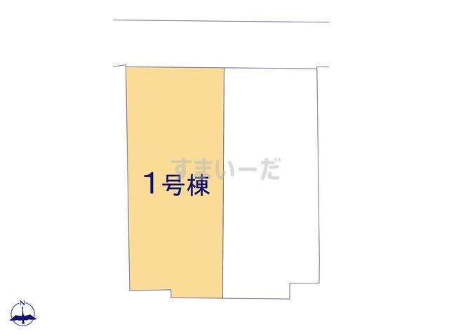 リーブルガーデン 姫路市白浜町2期の見取り図