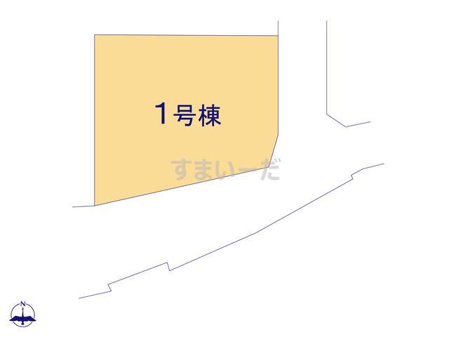リーブルガーデン 姫路市勝原区勝山町2期の見取り図