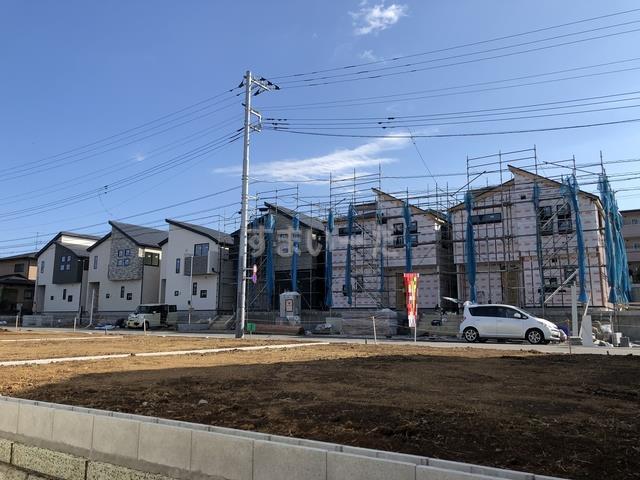 グラファーレ 町田市南成瀬3期13棟の外観①